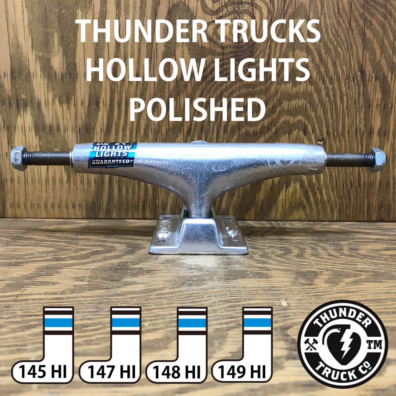 THUNDER HOLLOW LIGHTS SILVER