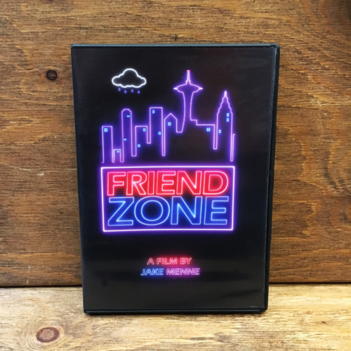FRIEND ZONE DVD