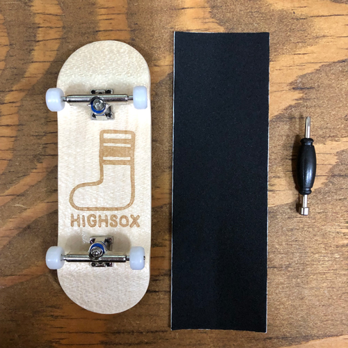 HIGHSOX FINGERBOARD 33mm