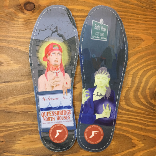 FP EAST VS WEST 7mm KINGFOAM INSOLES