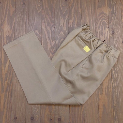 BOWL COTTON WEAR BASIC CHINOS BEIGE