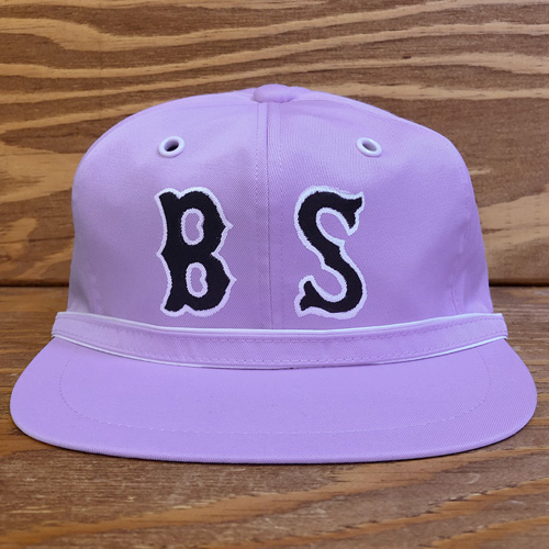BEER SLAVE CLASSIC WORK CAP PURPLE