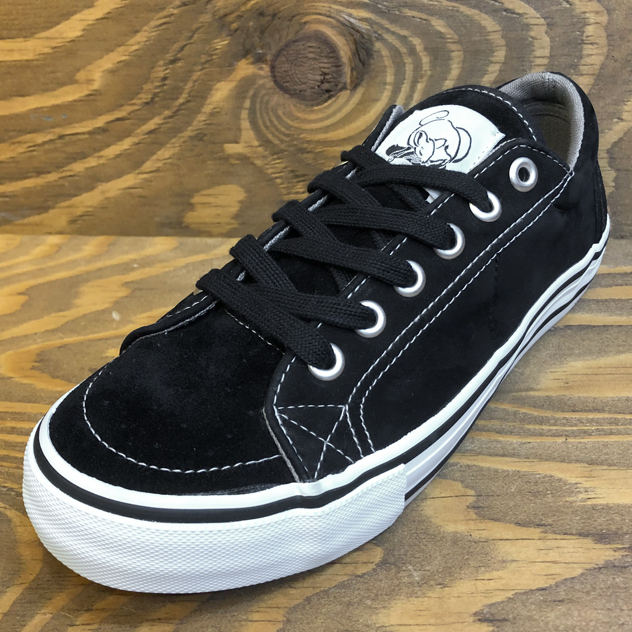 (ラスト24.5cm)POSSESSED SHOE SLAPPY BLACK SHEEP2 BLACK