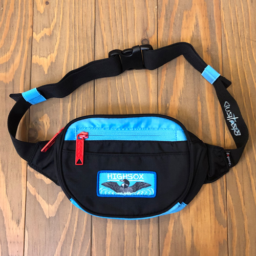 BUMBAG x HIGHSOX COLLABO MINI MEGA HIP PACK