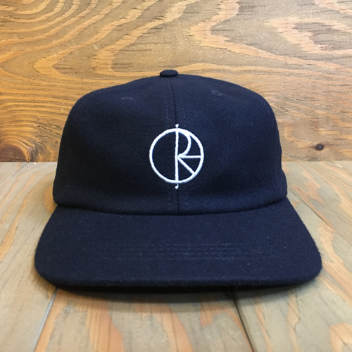 POLAR WOOL CAP RICH NAVY