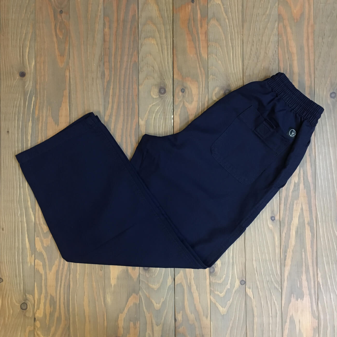 POLAR KARATE PANTS NAVY