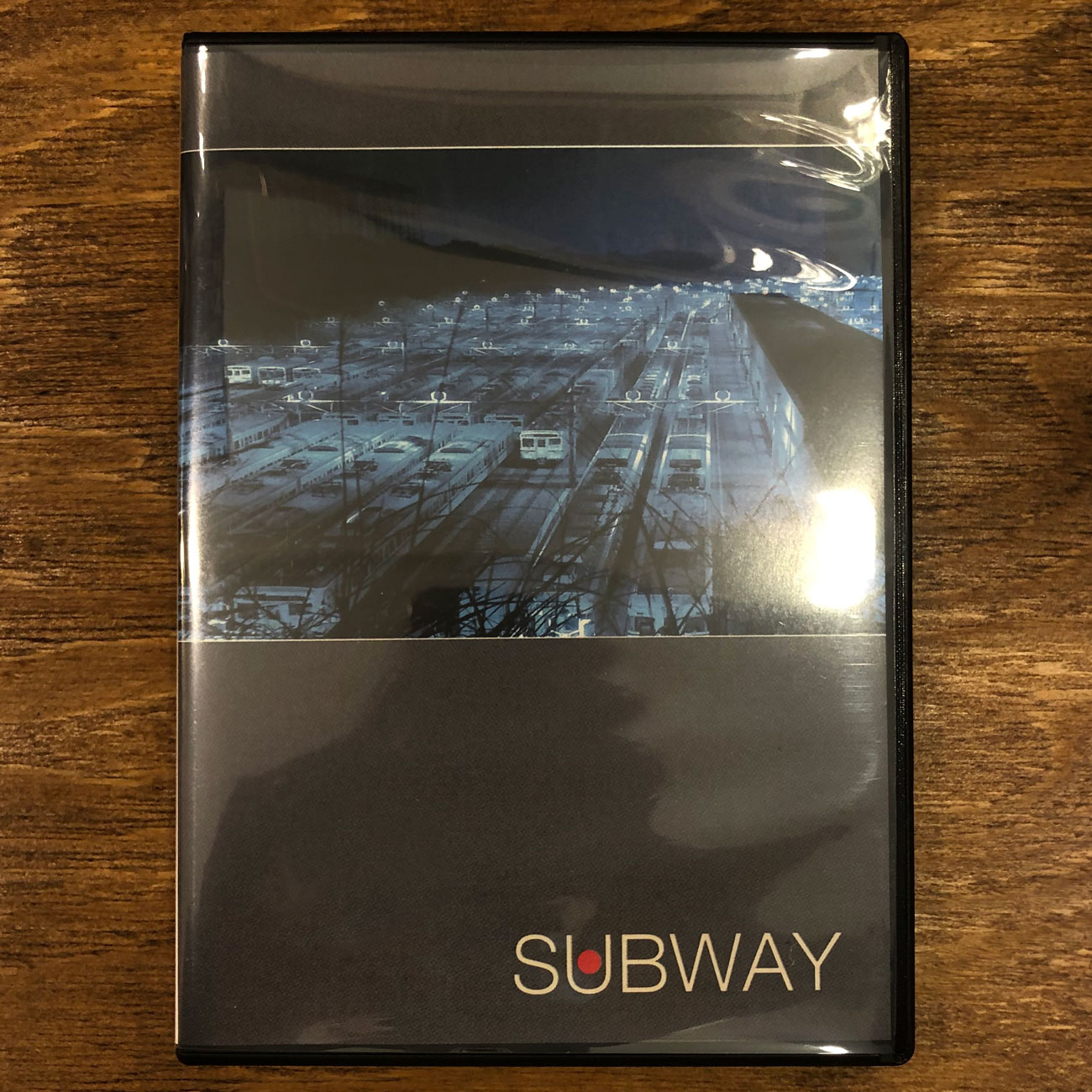 FAR EAST SKATE NETWORK - SUBWAY-1996 DVD