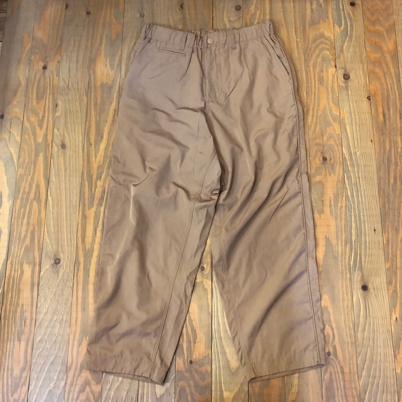EVISEN EASY AS PIE PANTS KHAKI