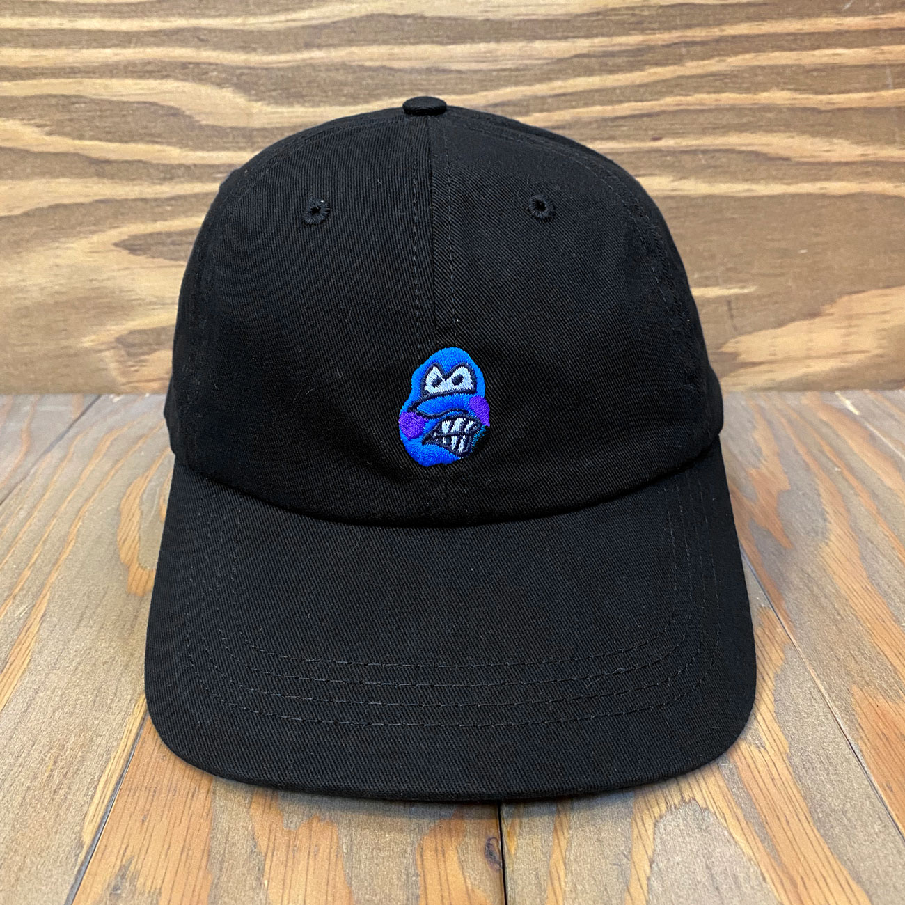 POLAR DANE FACE CAP BLACK