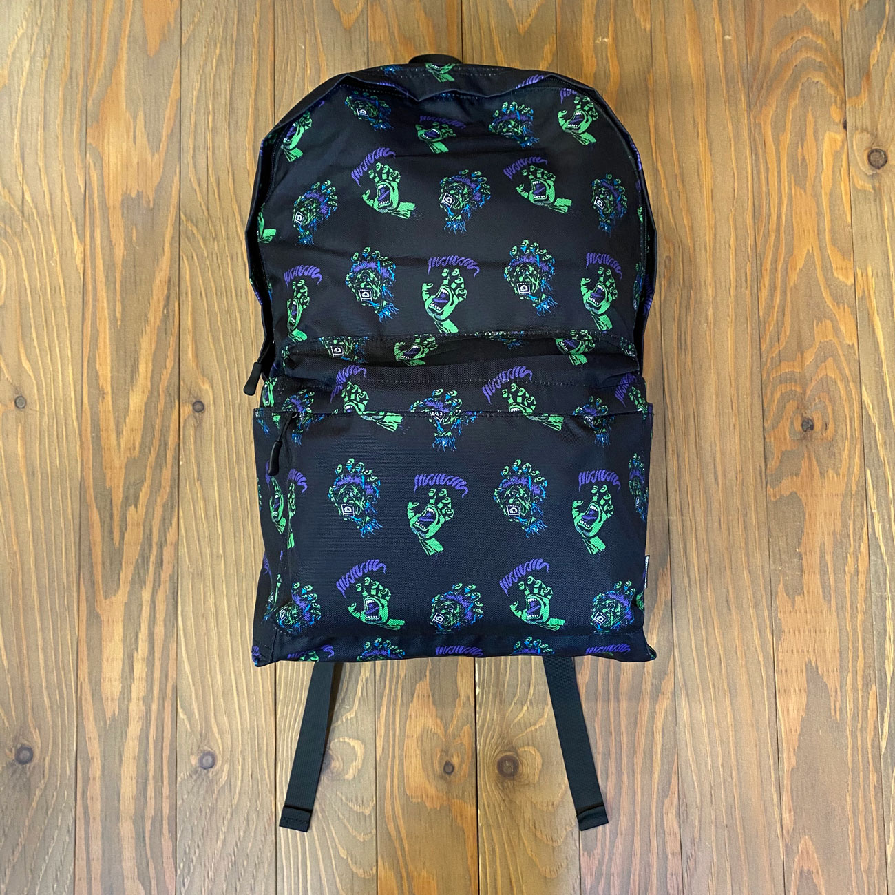 MxMxM x SANTA CRUZ MAGICAL SCREAMING HAND BACKPACK