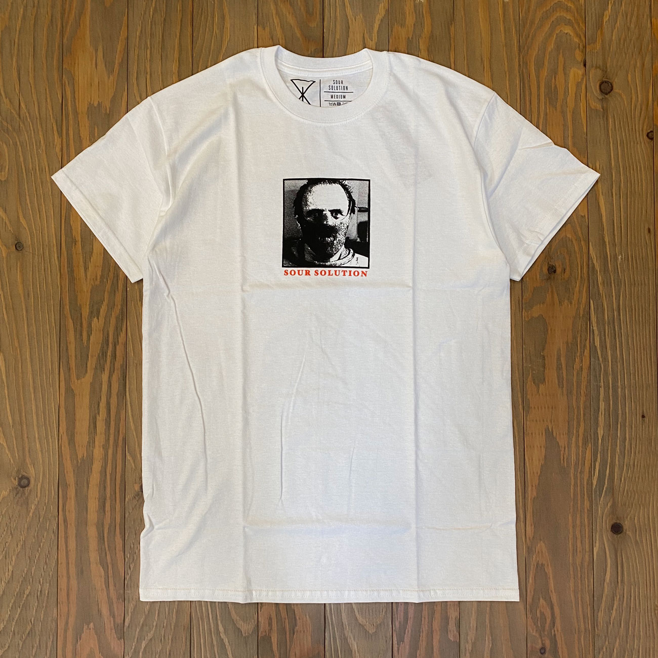 SOUR HANNIBAL TEE WHITE
