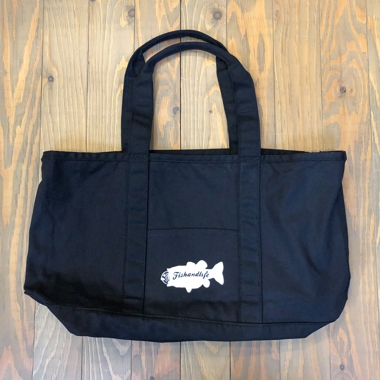 FISH & LIFE BASS NAME BAG