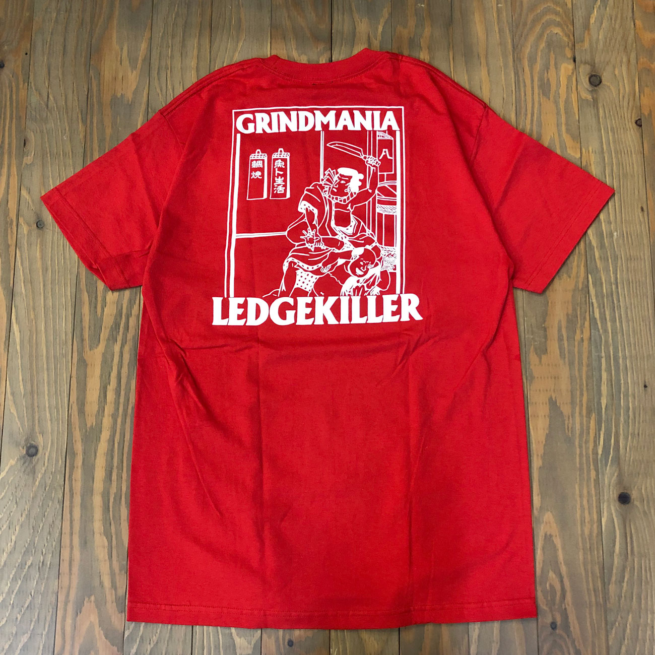 FISH & LIFE LEDGE KILLER NO.2 S/S TEE