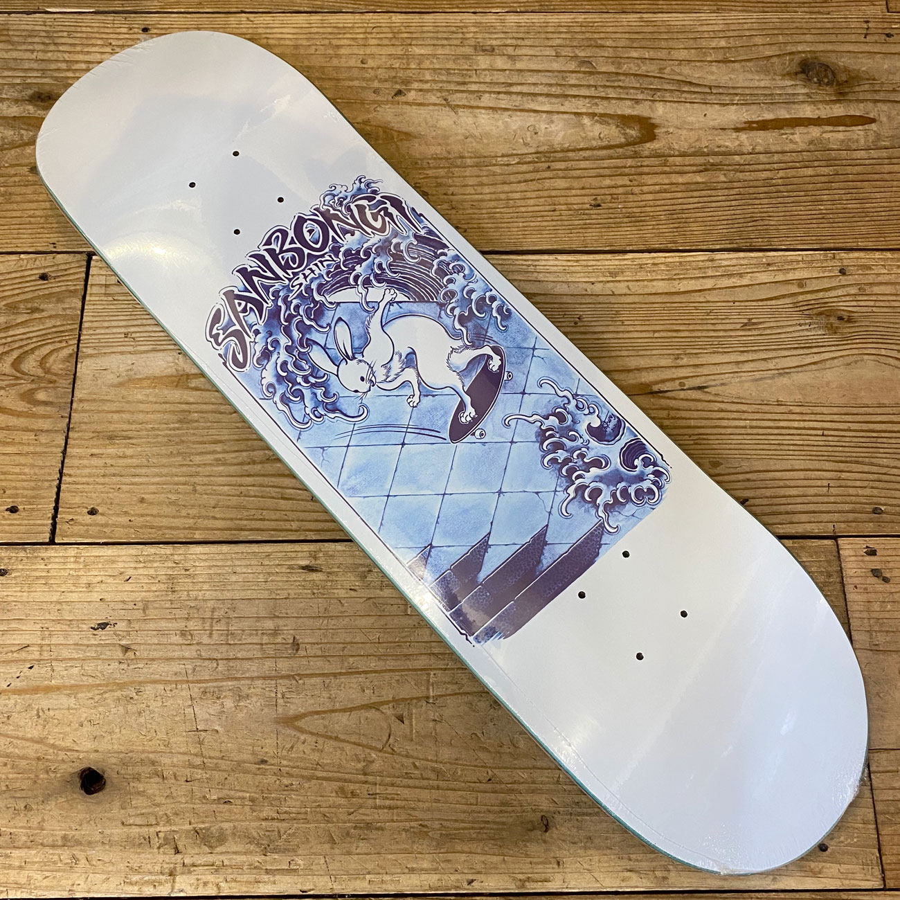 POLAR SKATE RABBIT DECK 8.25/8.5inch
