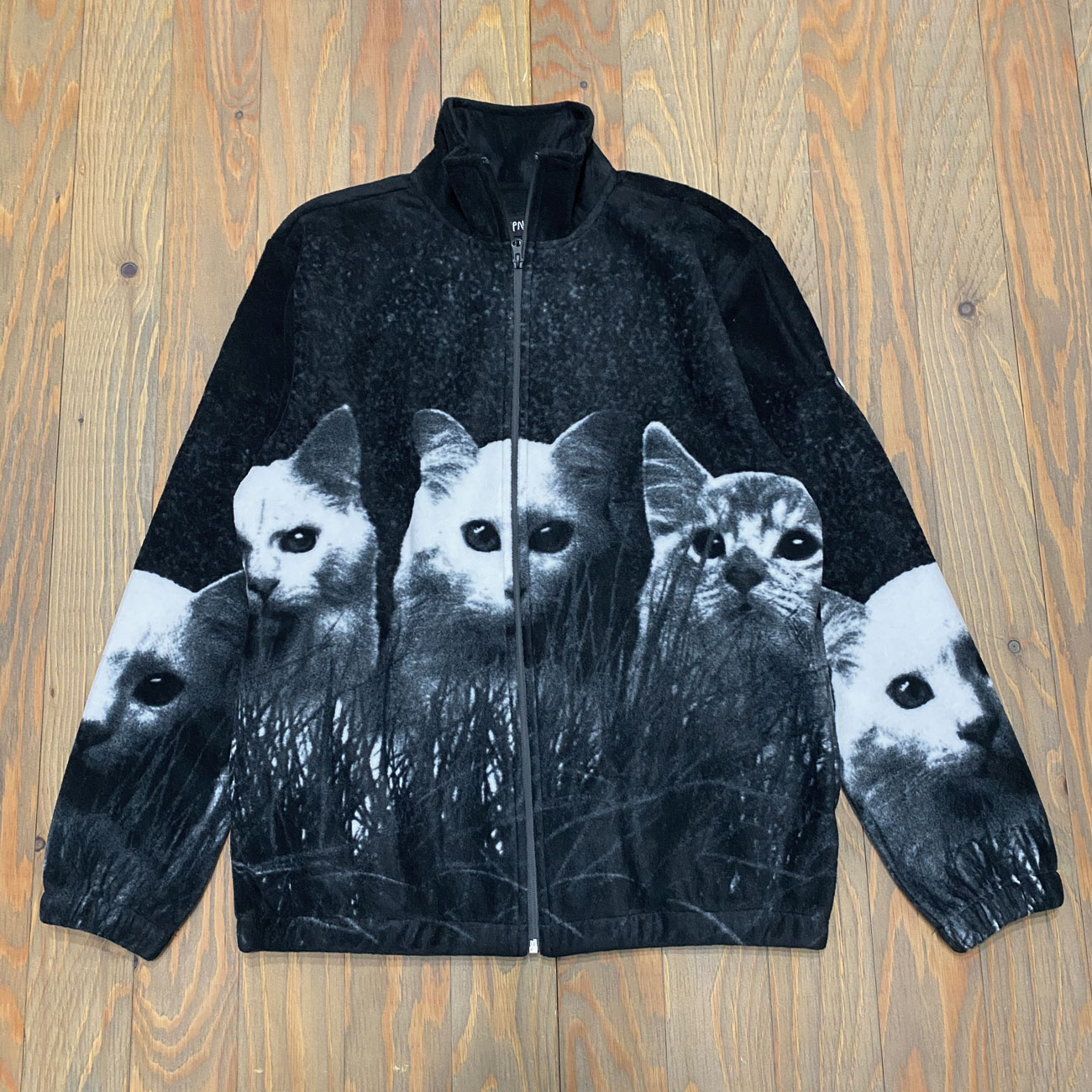 RIPNDIP FIELD OF CATS SHERPA JKT