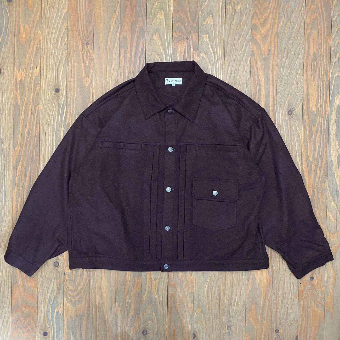 EVISEN 2ND HAND SMOKE JKT