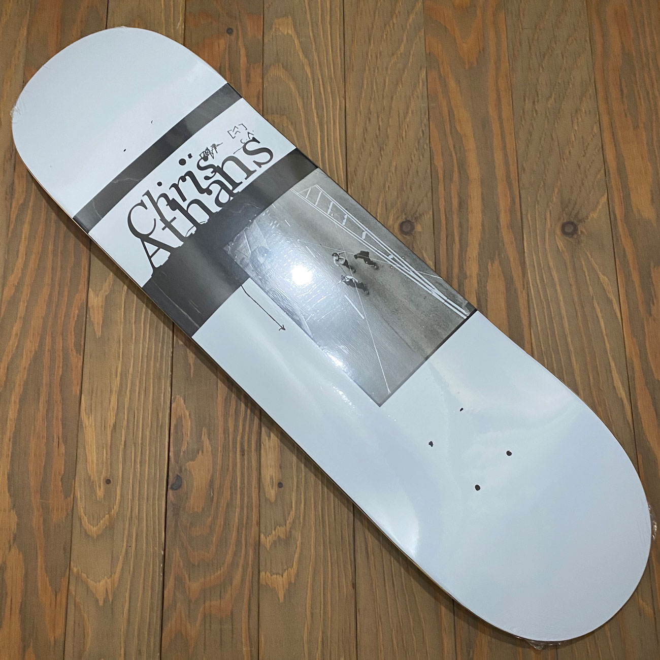 NORTHERN CO CHRIS ATHANS DECK 8.25inch