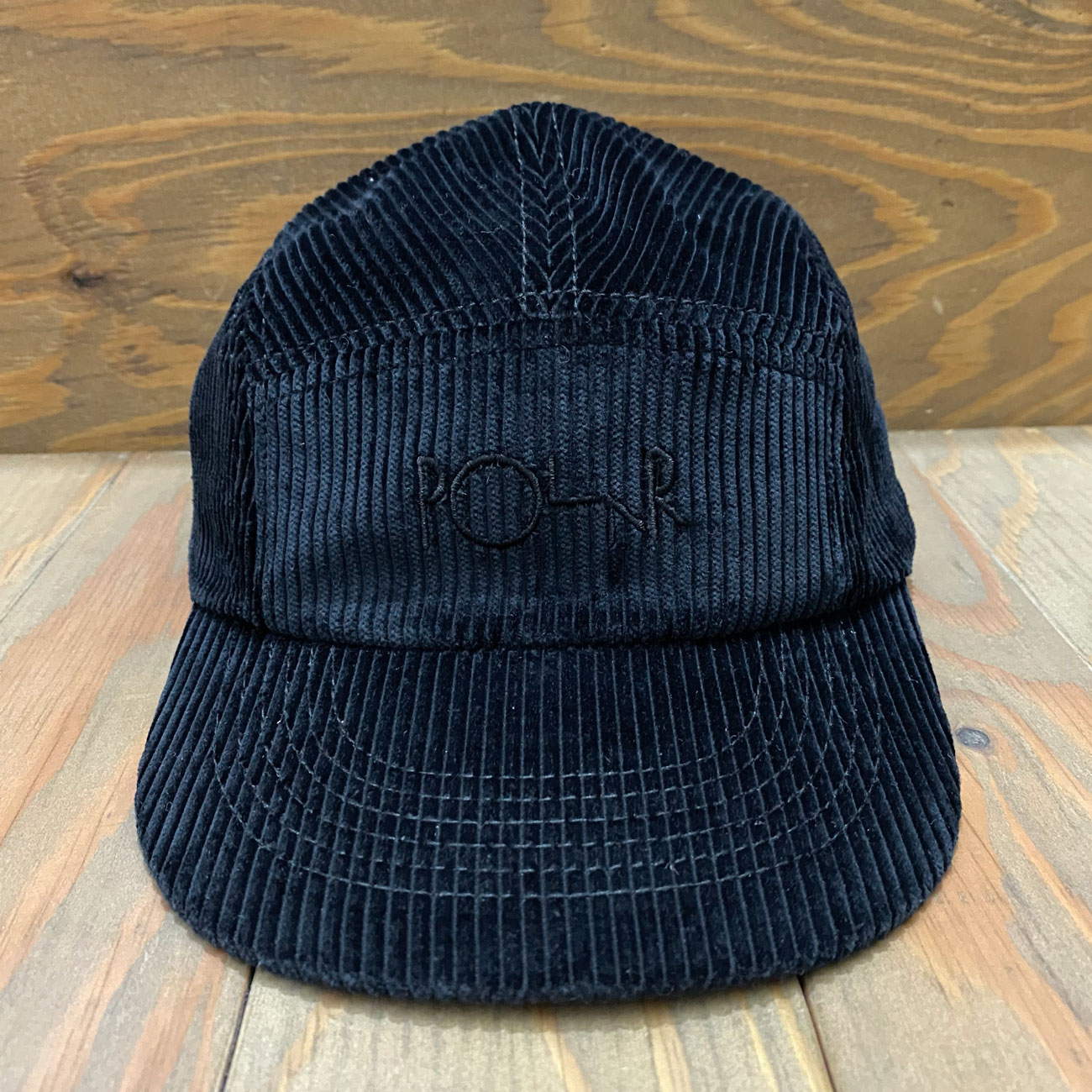 POLAR CORD SPEED CAPS BLACK