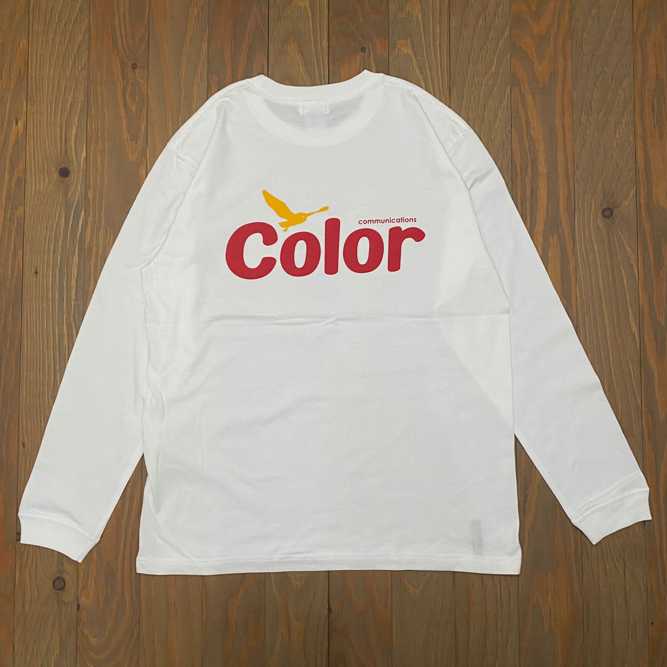 COLOR COMMUNICATIONS WAWA OWL L/S TEE