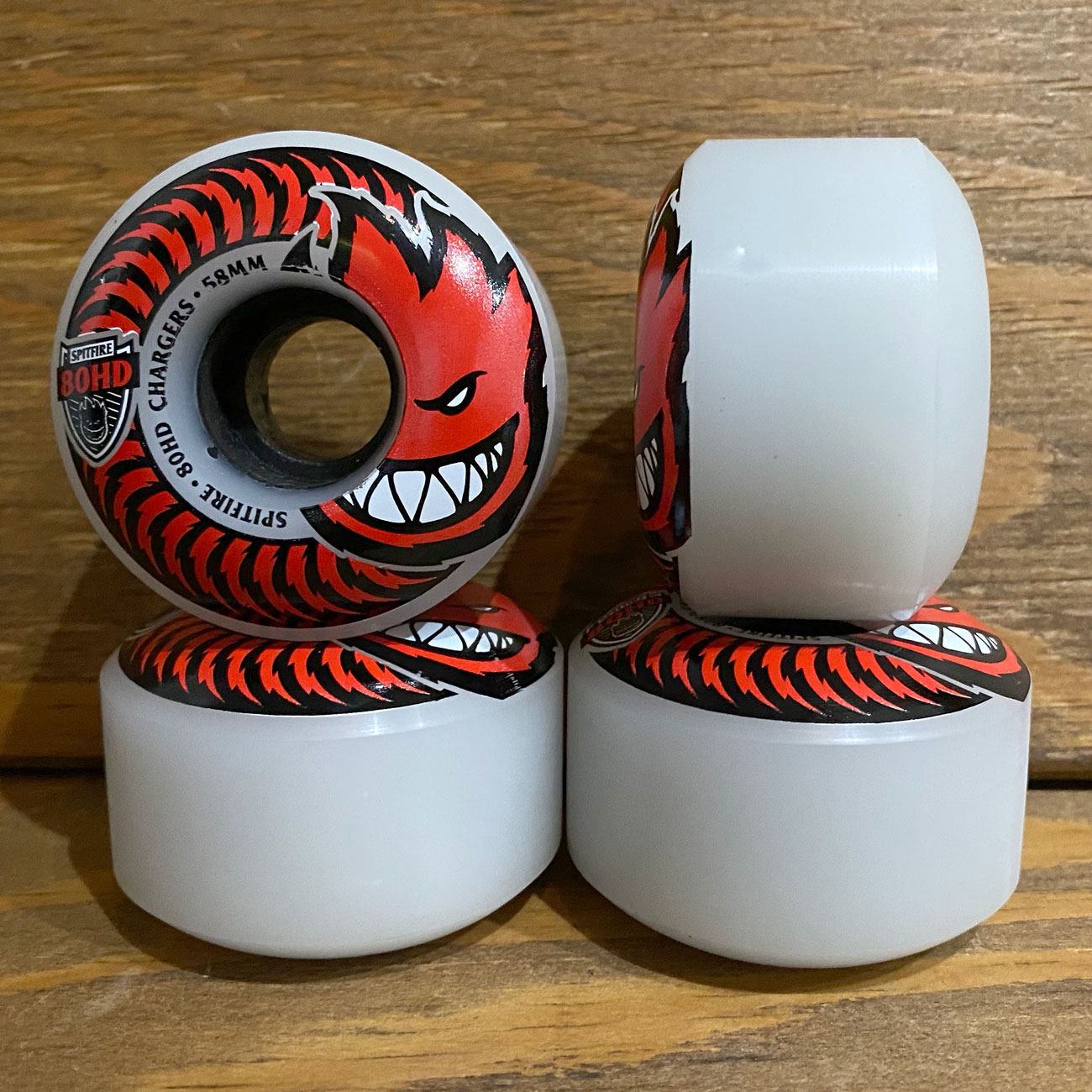 SPITFIRE 80HD CLASSIC CHARGERS 58mm CLEAR