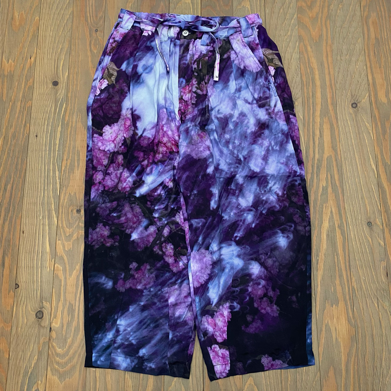 TIGHTBOOTH x JIRO KONAMI COLOR WAVE BAGGY SLACKS