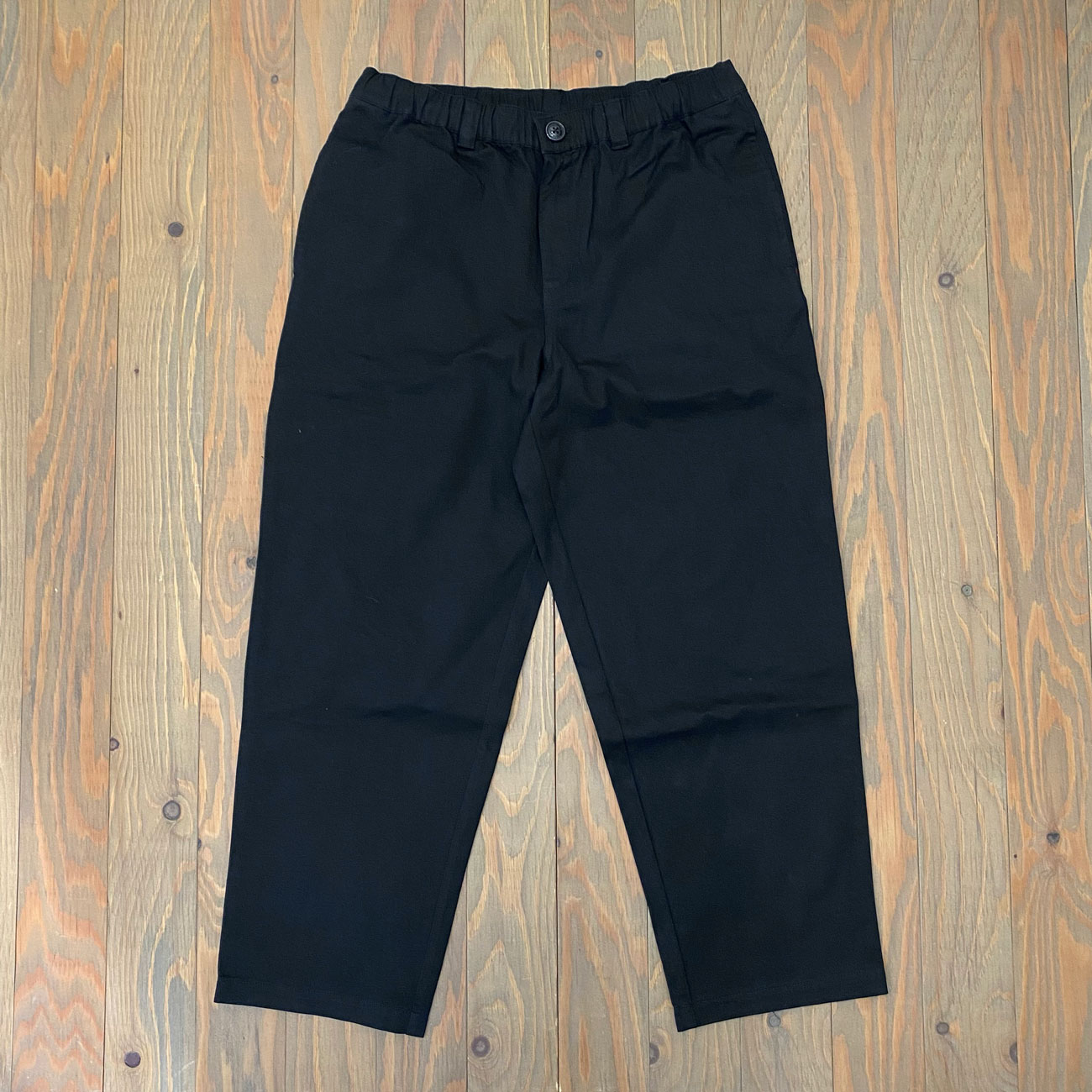 THEORIES STAMP LOUNGE PANTS BLACK
