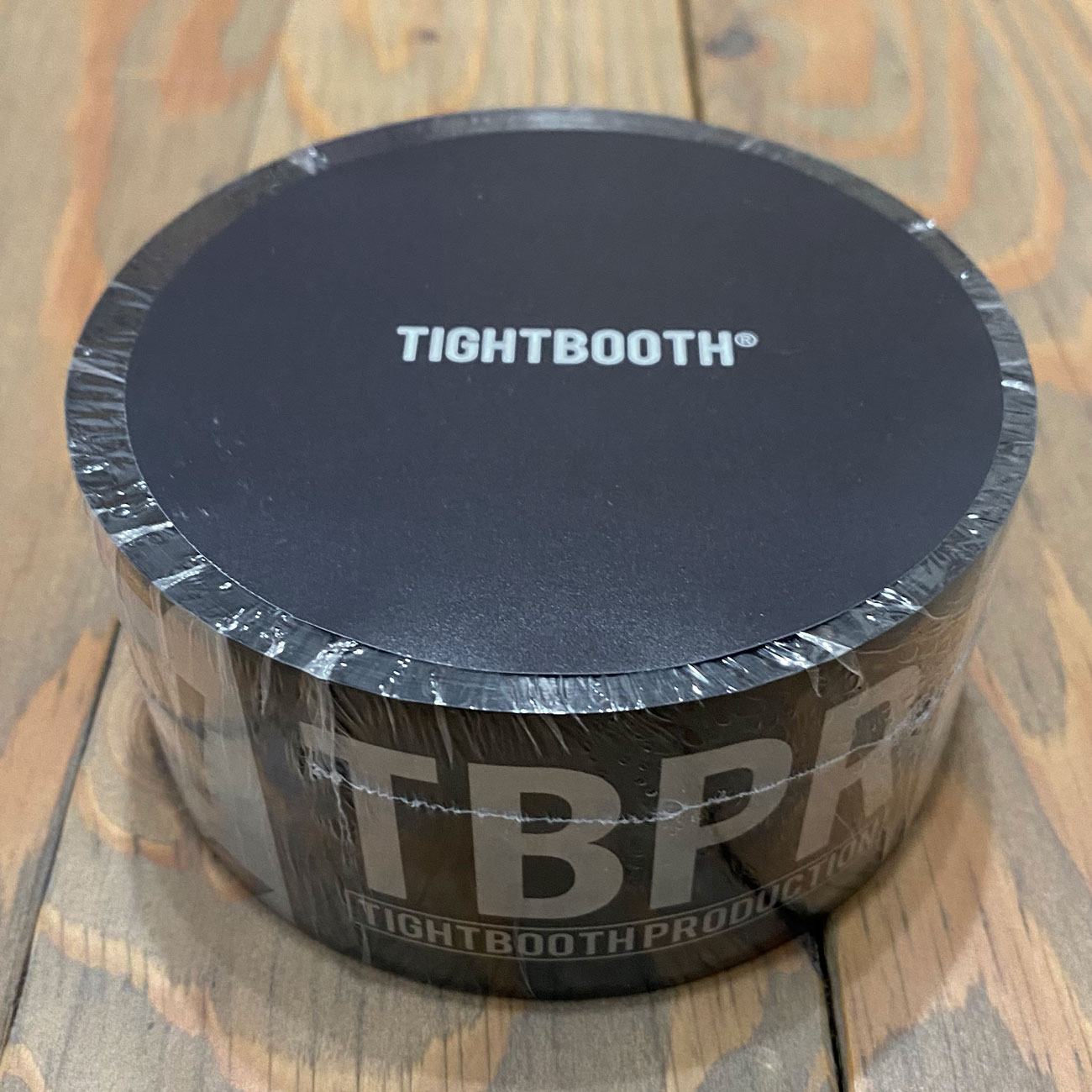 TIGHTBOOTH WARNING TAPE
