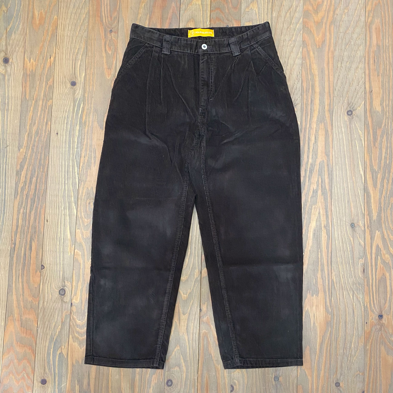 POLAR GROUND CHINOS PANTS BROWN