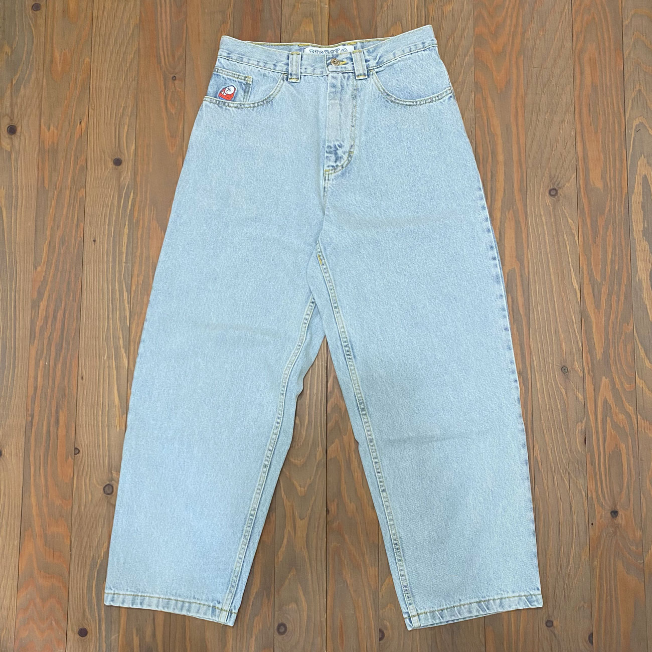 POLAR BIG BOY JEANS LIGHT BLUE